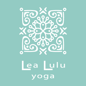 高知県須崎市にあるヨガスタジオ【Lea Lulu Yoga(レアルルヨガ)】ロゴマーク